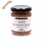 Paté Di Olive Nere 190 gr