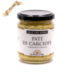 Paté Di Carciofi 190 gr